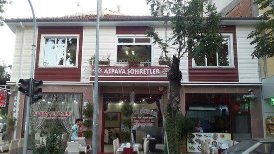 aspava şöhretler