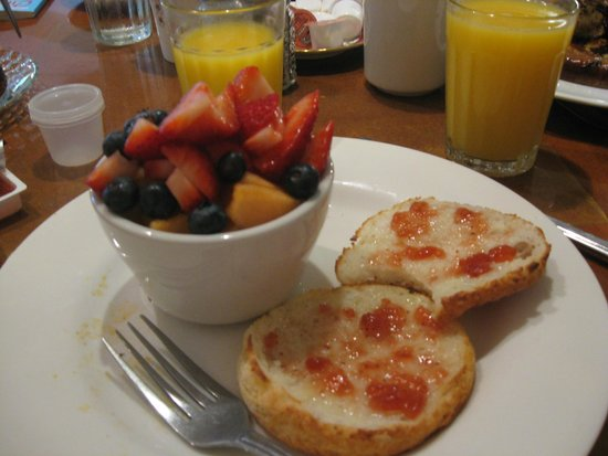 Optimist Cafe: my gluten free breakfast