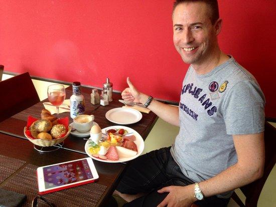 Cafe Duo: Jeden Tag gerne wieder..Mmmm ...Schnelles zuverlässiges Wi-Fi !!