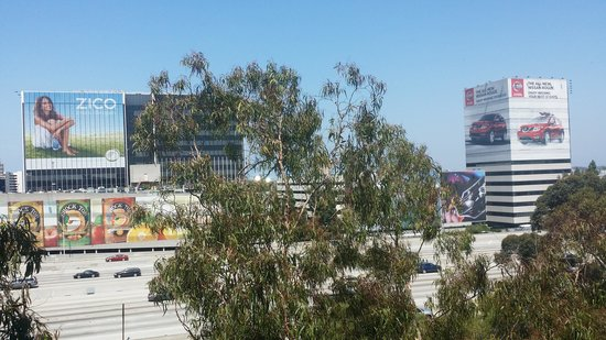 Motel 6 Los Angeles LAX : Our view