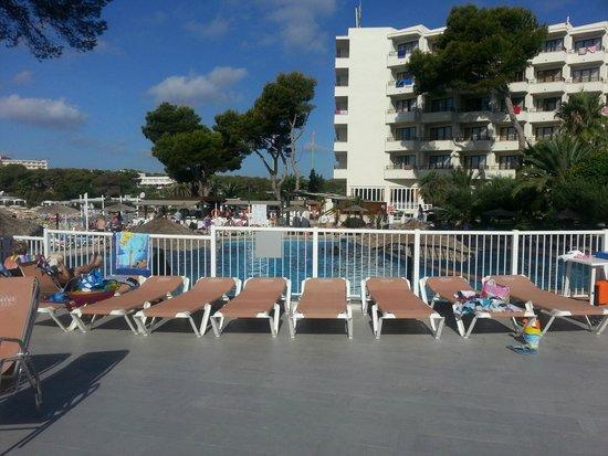 Intertur Hotel Miami Ibiza : Piscina