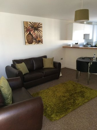 Central Serviced Apartments: Chill out