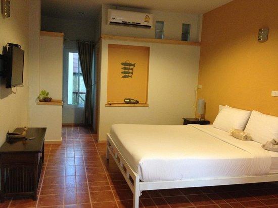 Baan Jaru : Bedroom, spacious
