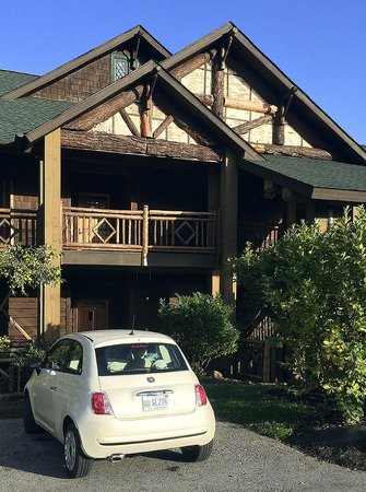 The Lodge at Buckberry Creek: Mountain retreat