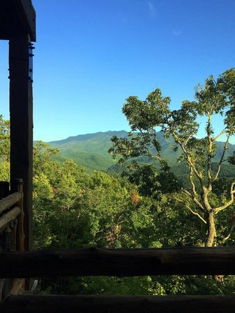 The Lodge at Buckberry Creek: Rooms with a view