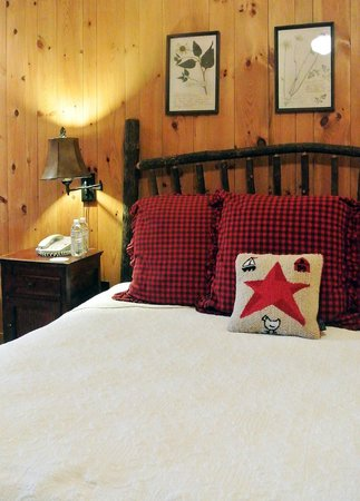 The Lodge at Buckberry Creek - TEMPORARILY CLOSED : Cosy, comfortable beds