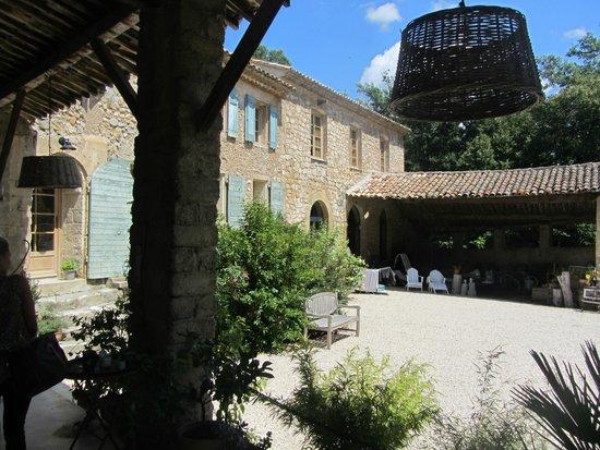 Le Moulin des Pinchinats : moulin