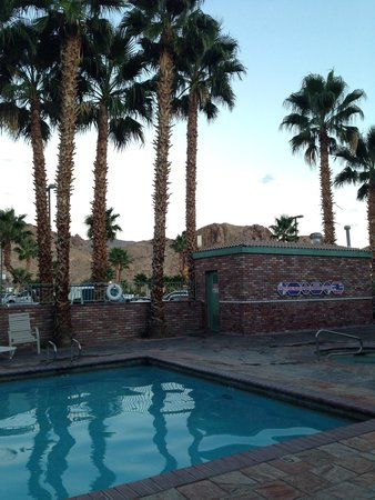 Stagecoach Hotel and Casino: Pool