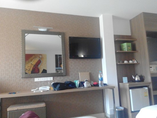 Roseate Hotel: tele