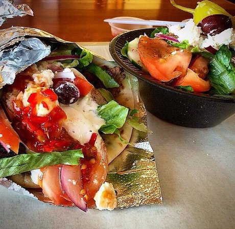 Greek Restaurant Wilmington Nc