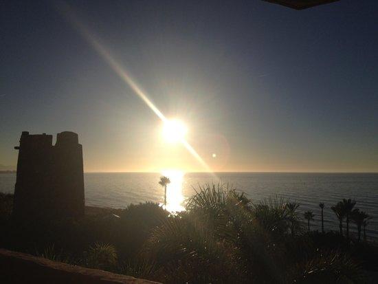 Kempinski Hotel Bahía: Morgen nach 8h