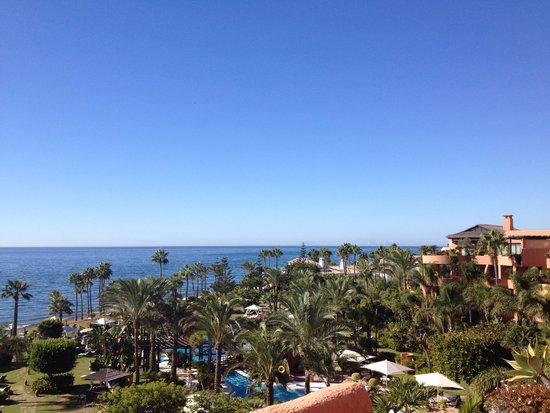 Kempinski Hotel Bahía: Blick nach Afrika