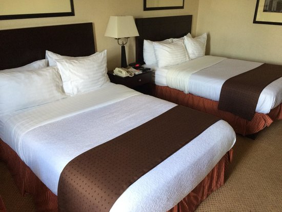 Holiday Inn Cherry Hill: Sept 2014