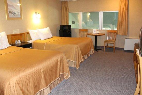Howard Johnson Inn Woodstock NB : Pool Room