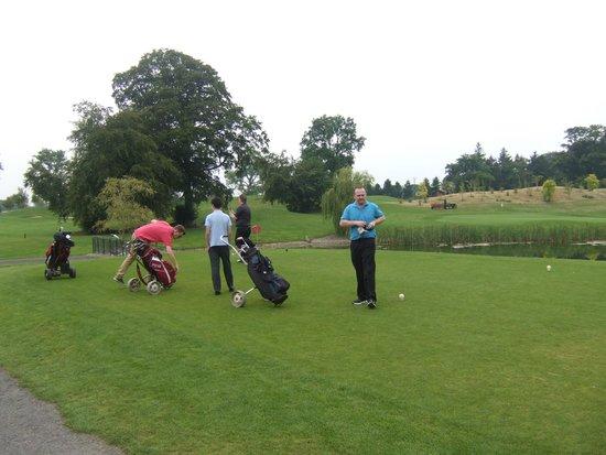 Knightsbrook Hotel & Golf Resort: Fantastic Golf Course