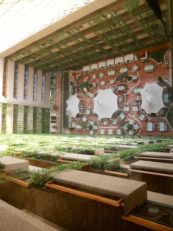 Barcelo Ixtapa: Hotel vu de l'intérieur
