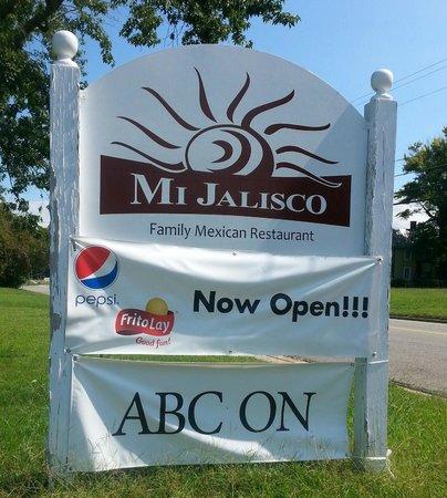 Mi Jalisco Family Mexican Restaurant in Urbanna, VA