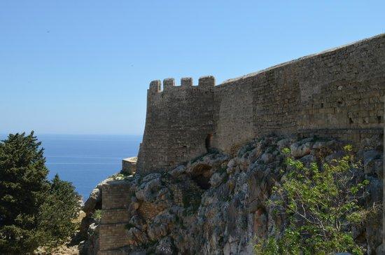 Acropolis - Picture of Acropolis of Lindos, Lindos ...