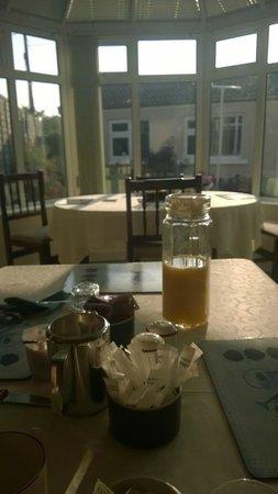 Consilio: the dinning room