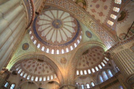 Albatros Premier Hotel: Moschea Blu