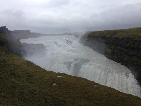 Scuba Iceland : Gullfoss
