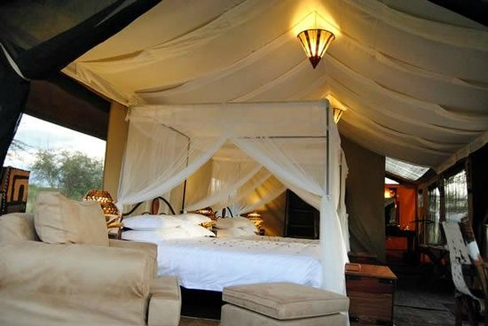Serengeti Tanzania Bush Camps