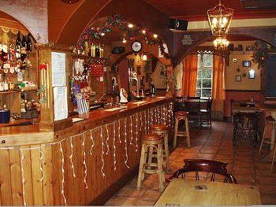 Swallow Falls Hotel : The Bar