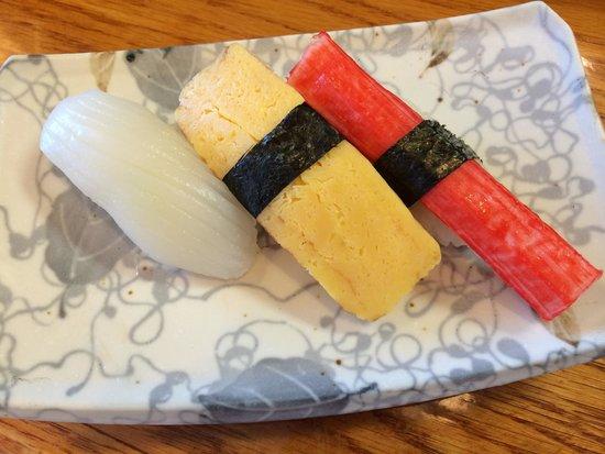 Wasabi Sushi Restaurant : Sushi!