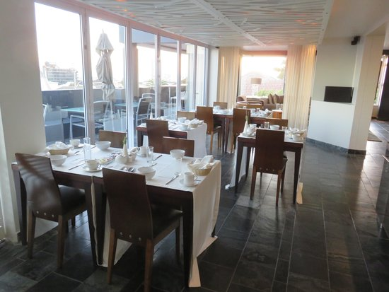 O on Kloof Boutique Hotel & Spa: Breakfast room!