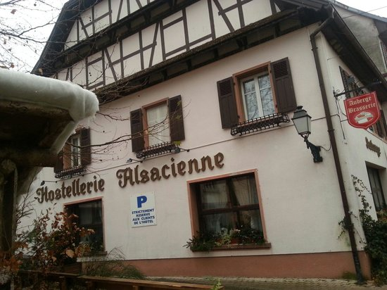 Hostellerie Alsacienne