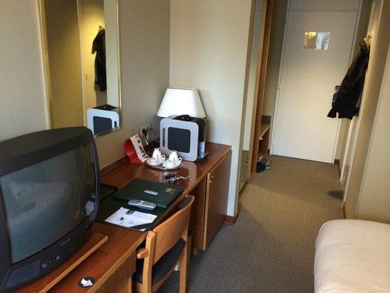 Begijnhof Hotel : pokój standard - jest w sumie ok