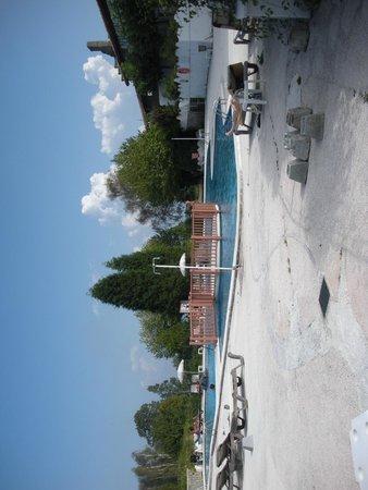 Gudamendi Hotel: Belle piscine