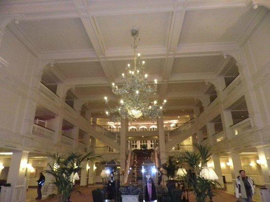 Disneyland Hotel : Un intérieur raffiné