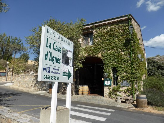 Restaurant La Cave D'agnes : great food