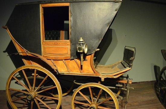 Louwman Museum The Hague: Ретро карета