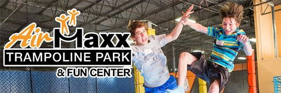 AirMaxx Trampoline Park and Fun Center