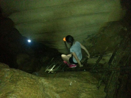 Khao Mai Kaew Cave: Cool
