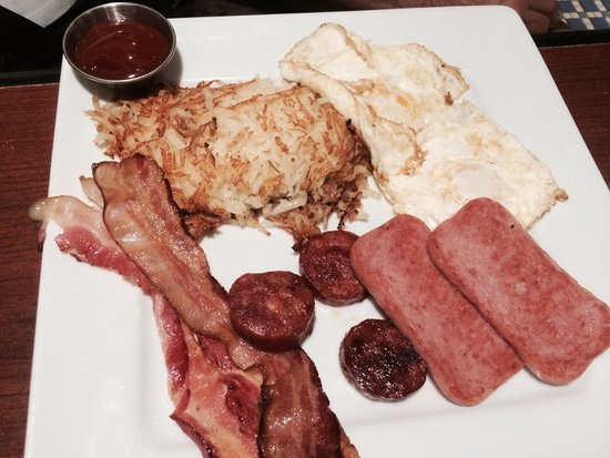 Meaty Breakfast Picture Of Ruby Tuesday Windward Mall