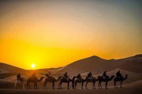 Visit Erg Chebbi Desert