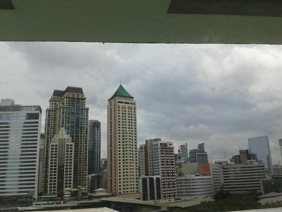 New World Makati Hotel: dalla camera