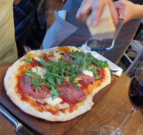 Zizzi - Inverness: Pizza Rustica