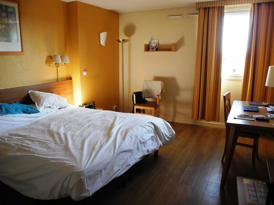 Citadines Wilson Toulouse: chambre