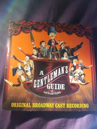 A Gentleman's Guide to Love & Murder: Original Cast recording