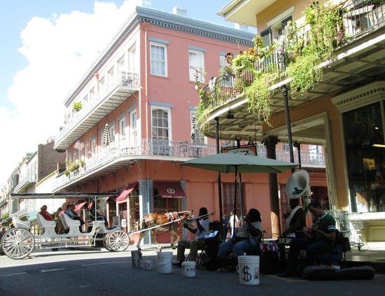 Royal Street : Live jazz