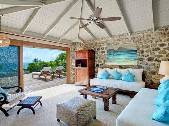Petit St. Vincent Resort: Our 1 bedroom Cottage