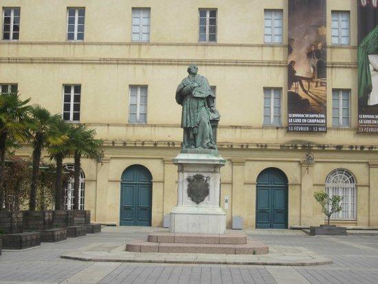 Facade of Musée Fesch