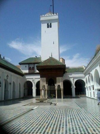 Kairaouine Mosque (Mosque of al-Qarawiyyin) : université