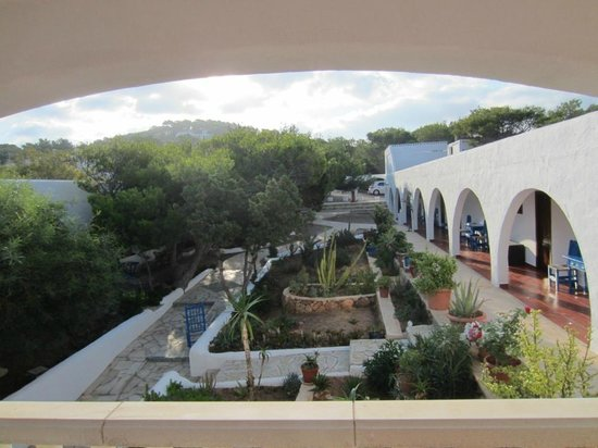 Hostal La Torre : The Garden