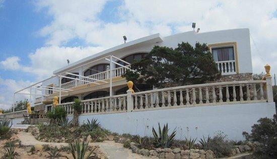 Hostal La Torre: The Hostel and Terrace
