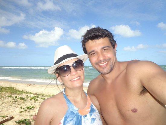 Pousada Raizes do Brasil: Raquel e Leo